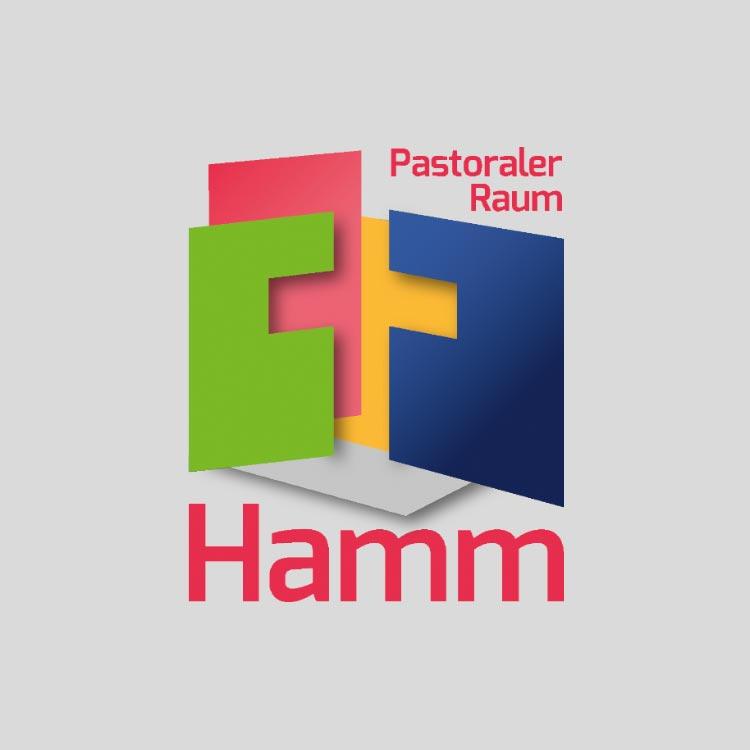 Logo Pastoraler Raum Hamm