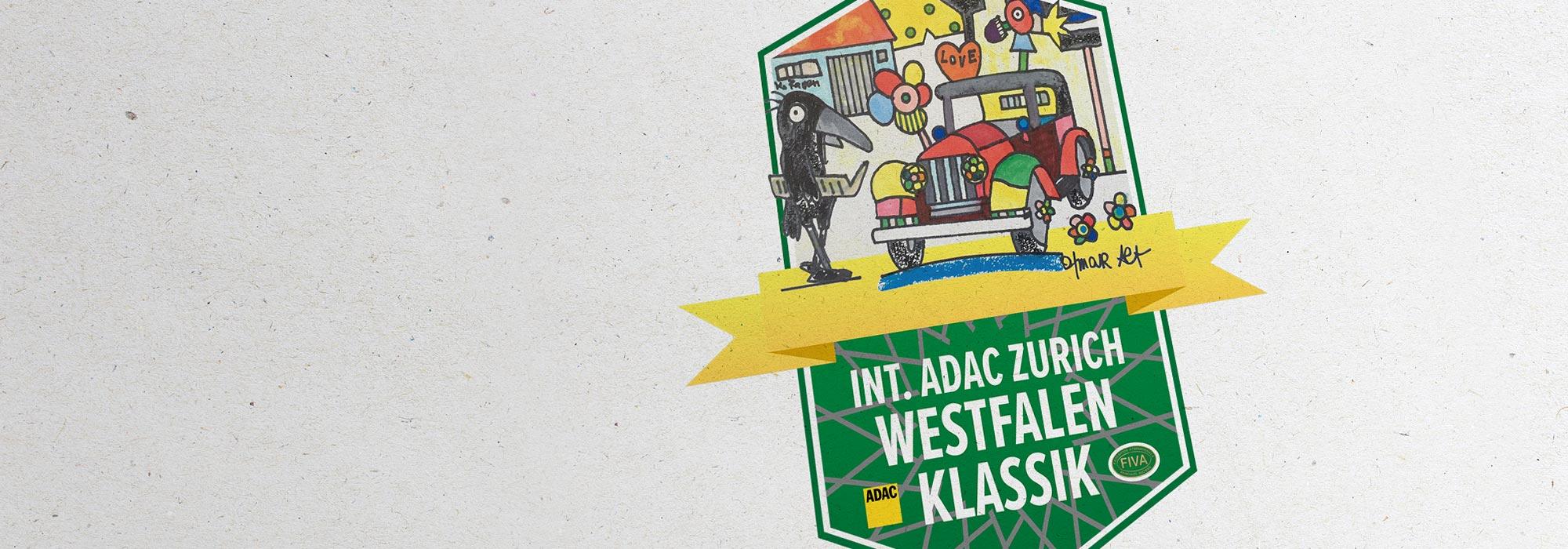 ADAC Zurich Westfalen Klassik Logo