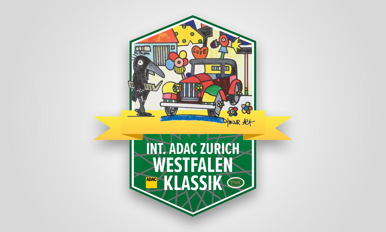 Logo-Entwicklung | ADAC Westf. Klassik