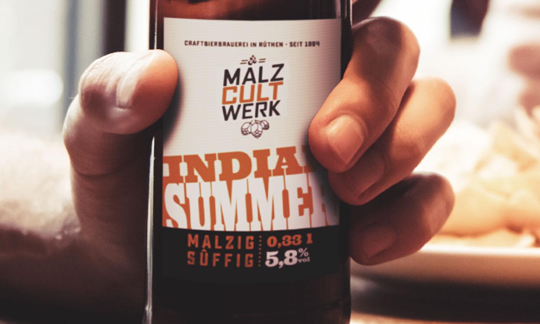 Etiketten-Design | Malzcultwerk