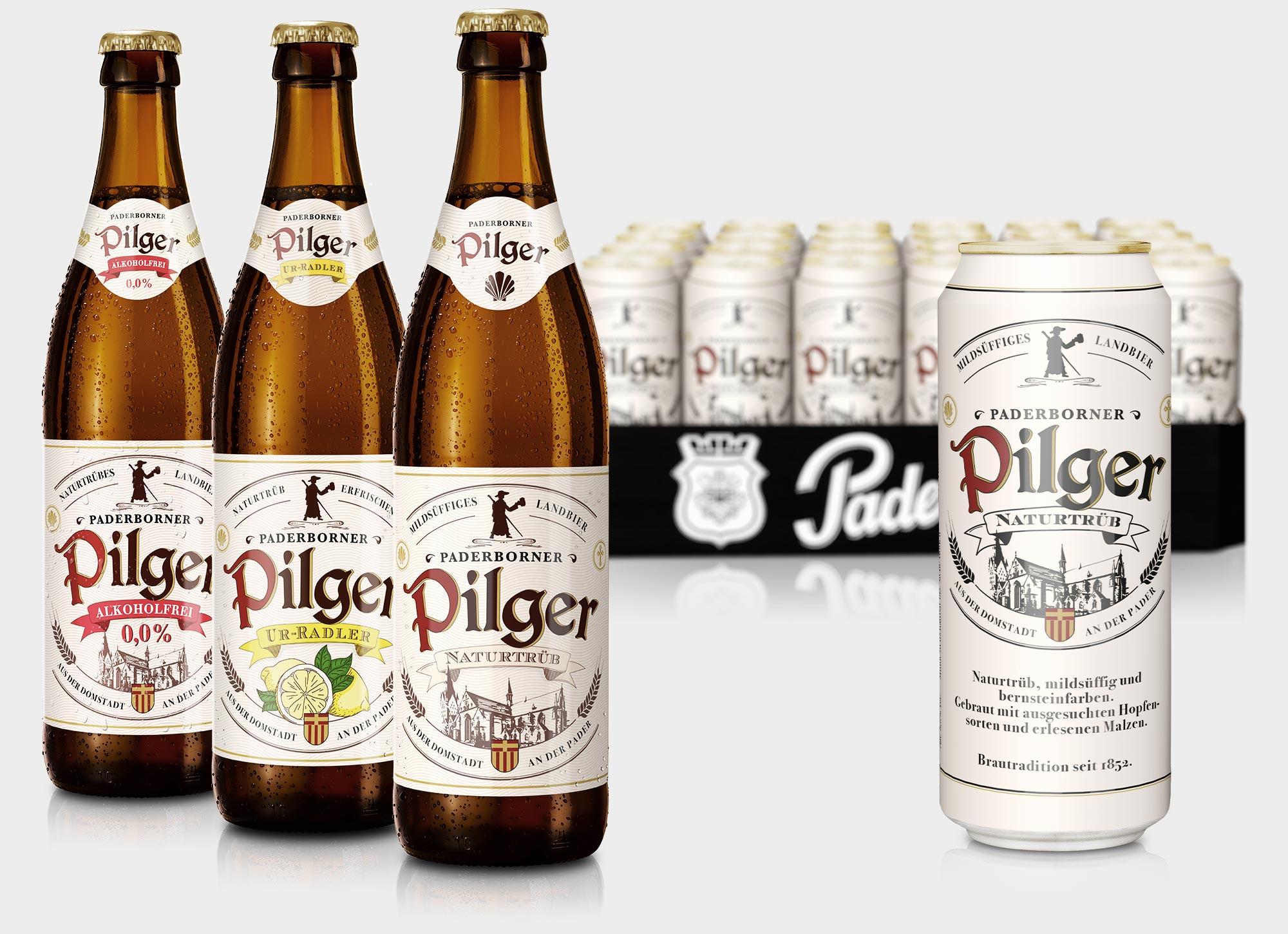 Paderborner Pilger Produkte