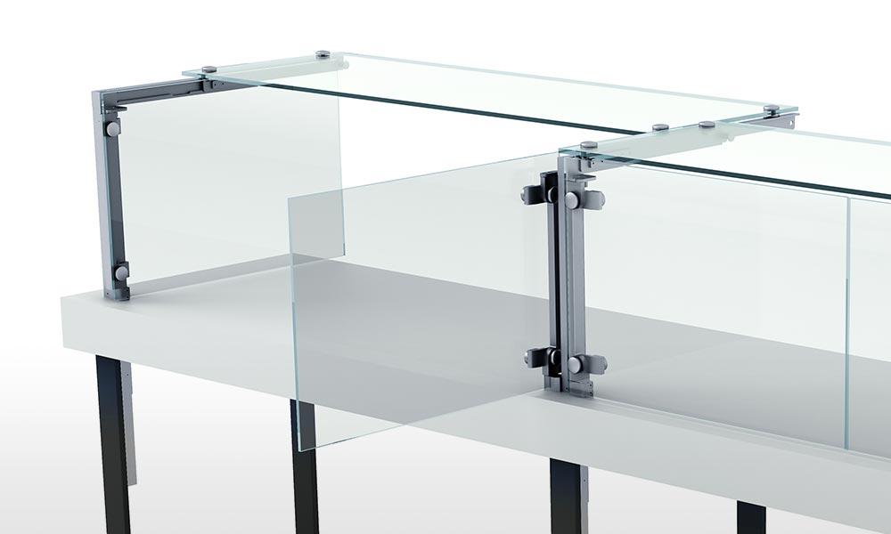 3D-Möbel | Warsteiner Alu Systeme