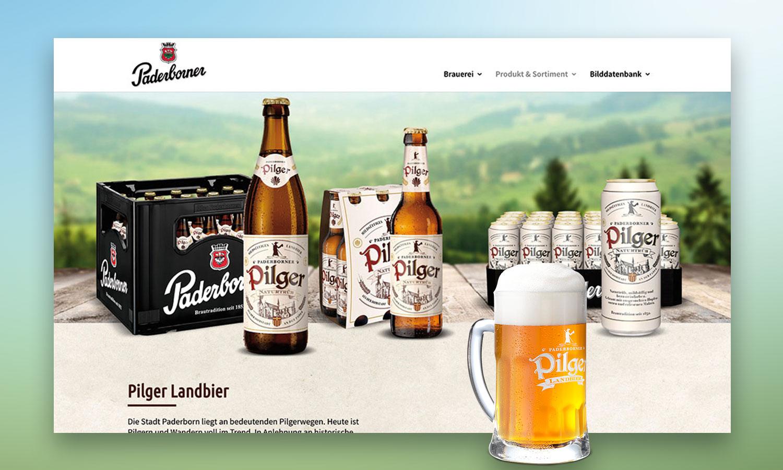 Website | Paderborner Brauerei