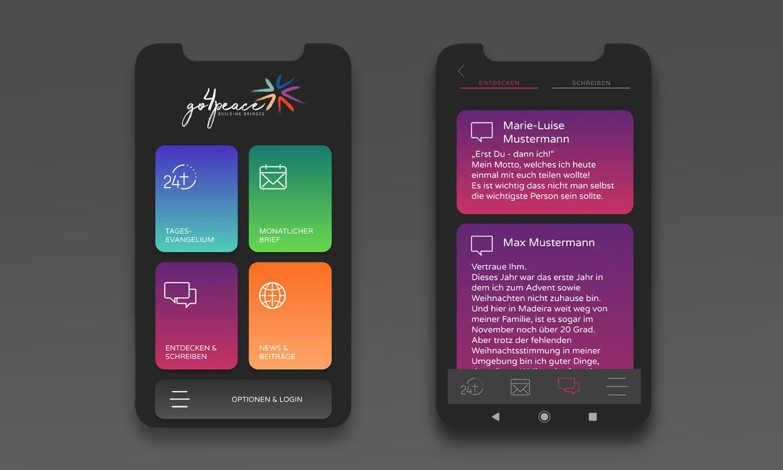 App | go4peace