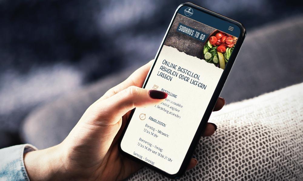 Online Bestellung Sudhaus